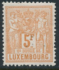 Luxembourg 1882