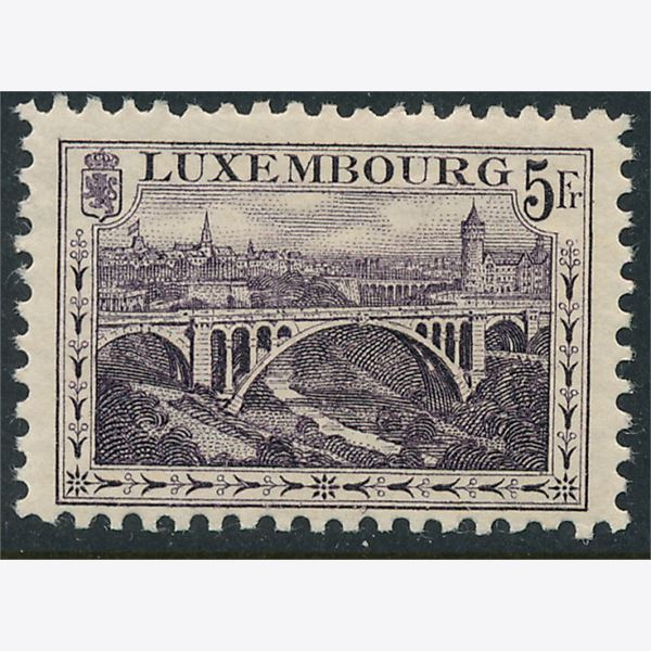 Luxembourg 1921