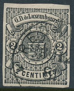 Luxembourg 1859