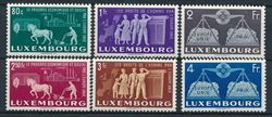 Luxembourg 1951