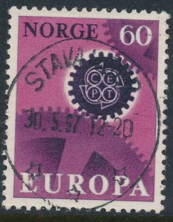 Norge 1967