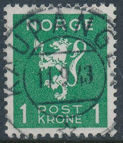 Norge 1937-38