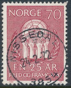 Norge 1970