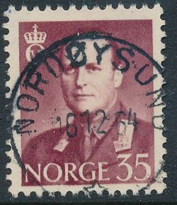Norge 1959-60