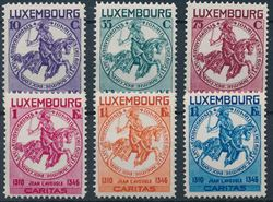 Luxembourg 1934
