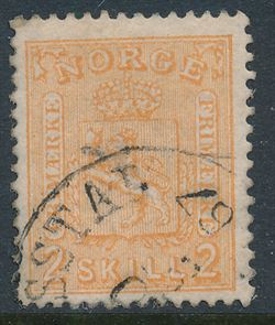 Norge 1867-68