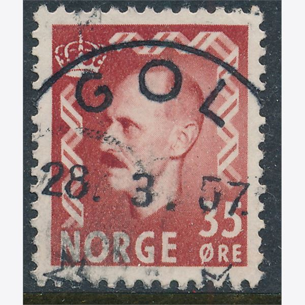 Norge 1950-51