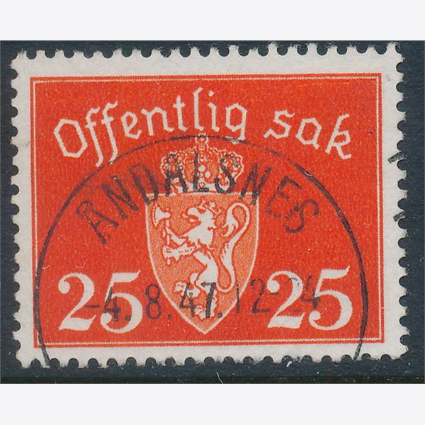 Norge 1946-47