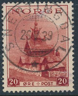 Norge 1939