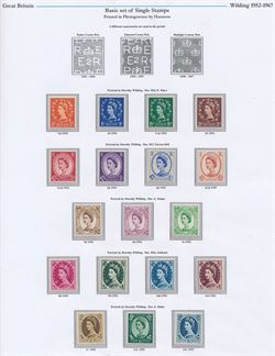 Great Britain 1952-67