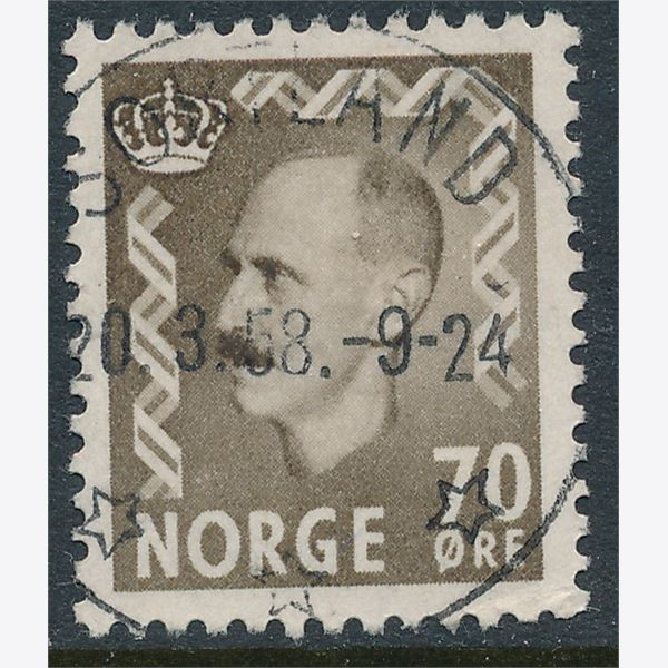 Norge 1955-56