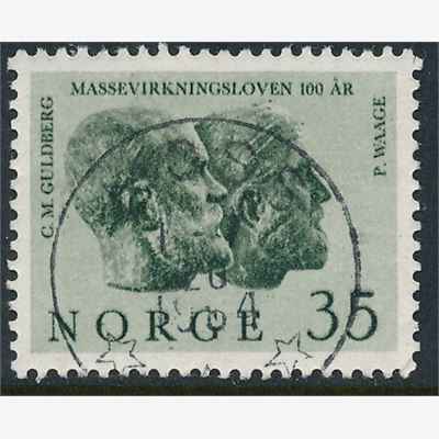 Norge 1964