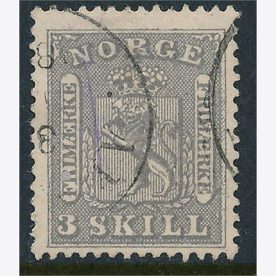 Norge 1863-66