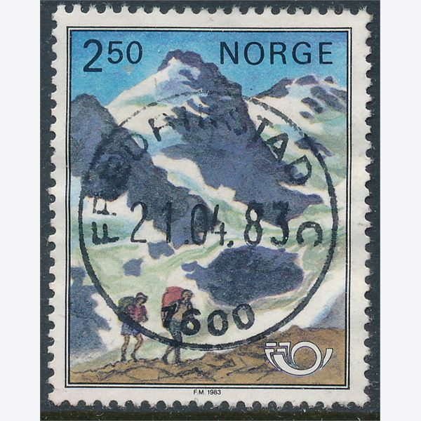 Norge 1983
