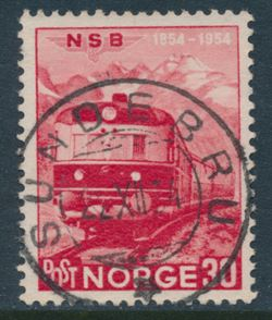Norge 1954